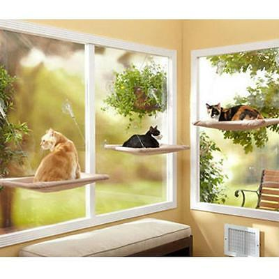 Window Cat Hammock Bed, Sunny Seat Mounted Hanging Pet Bed