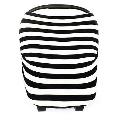 Multifunction Baby Car Seat Covers Canopy Nursing Cover for Breastfeeding