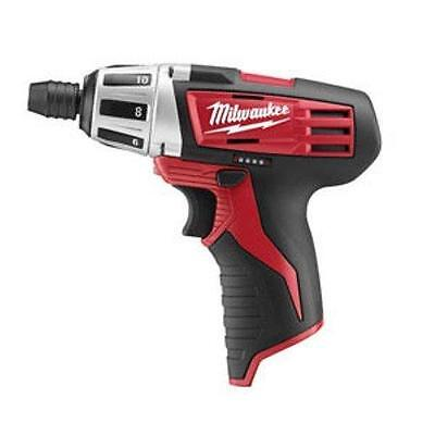 Milwaukee 2401 20 M12 12 Volt Li Ion Subcompact Driver ,Tool Only, No Battery