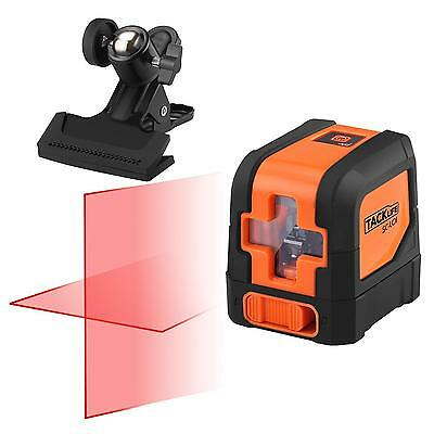 Tacklife SC L01 Classic 50 Feet Self Leveling Cross Line Laser with...