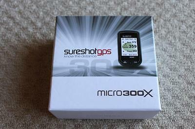 Sureshot GPS Micro300X - Golf GPS