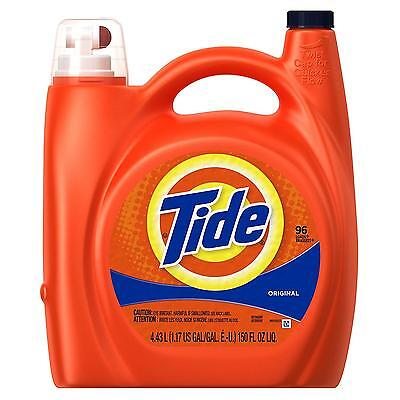 Tide Original Scent Liquid Laundry Detergent, 4.43 Litre, 96 loads