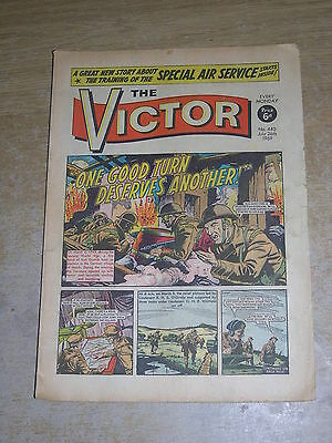 The Victor No 440 July 26th 1969