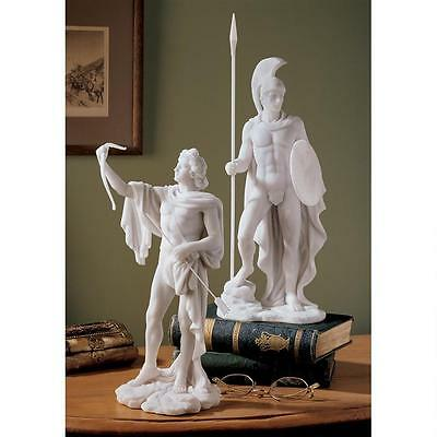 The Classical Greek Gods Series: Set of Two Indoor Home Greek Culture Decor
