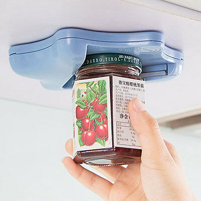 Jar Opener Under the Cabinet Bottle Lid Opener Creative Convenient Kitchen Tool