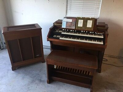 1960 Hammond C3 B3 Organ - serviced Living room cond Worldwide shipping!