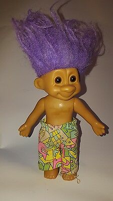 RUSS Troll Doll Vintage 16cm Collectable