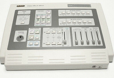 4 way live production switcher Video Mixer Four channel NTSC/PAL video switch