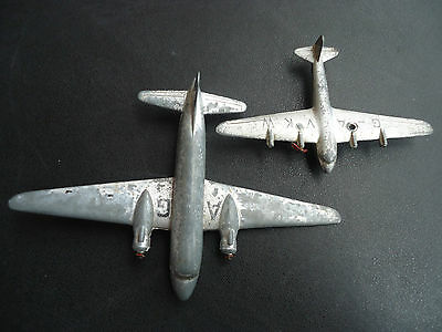 Dinky Viking and Seaplane aircraft