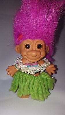 RUSS Troll Doll Vintage 10.5cm Collectable