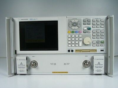 Keysight Used E8364B 10 MHz - 50 GHz vector network analyzer 2 Port (Agilent)