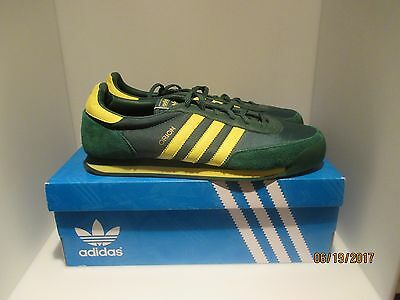 Men's green adidas orion running shoes size 11US