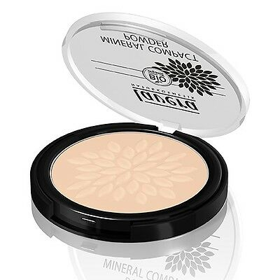 Lavera Mineral Organic Compact Pressed Powder - Ivory 01 - RRP $41.95