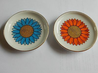Vintage Ceramic Butter Dish Two Webco Dishes Made In Japan