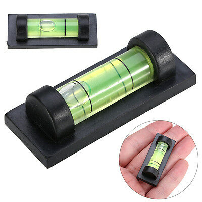 1pcs Magnetic Magnet Bubble Spirit Level for Professional Measuring Camera