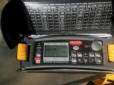 Rover STC Master Satellite Combo Meter - Foxtell Approved