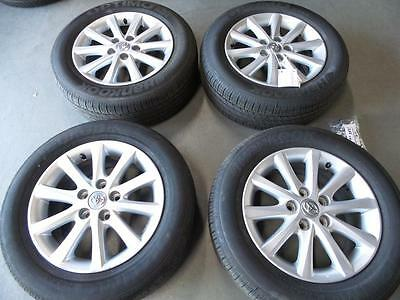 "Toyota Camry Acv40 Camry Genuine 16"" Alloy / Mag Wheels &tyres"