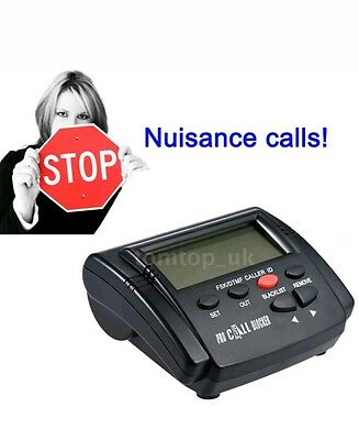 Call Blocker with LCD Screen for UK market