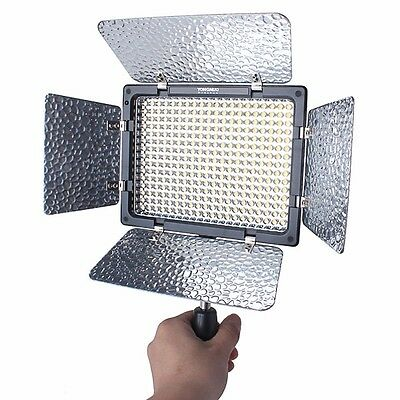 YONGNUO YN-300-II 300 LED Camera/Video Light with Remote for Canon , Nikon ,sony