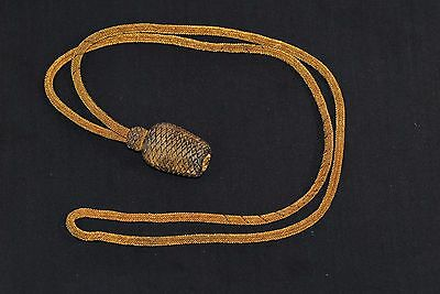 WW2 Japanese Army Sword Tassel for Gunto,Gold Lace from Japan 404