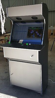 "Arcade Machine, 24"" Led Screen, 30,000+ Games, pinball, jukebox, Media center"