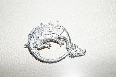 Order of the Dragon Pin Broach
