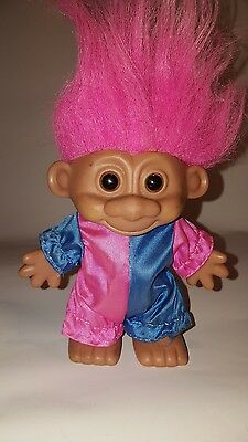 Troll Doll Vintage 12cm Collectable
