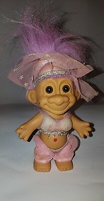 RUSS Troll Doll Vintage 11cm Collectable