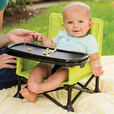Summer Infant Pop 'n' Sit Portable Booster Seat, New Born Baby Essentials