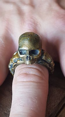 Jack Sparrow Dead Men Tell No Tales Salazars Revenge Skull Ring