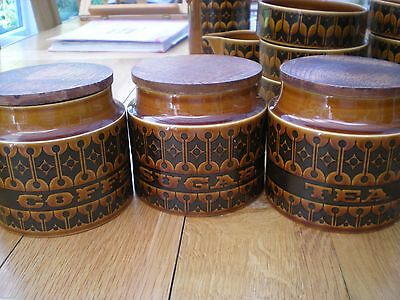 Hornsea Heirloom - Storage jar - canisters- containers