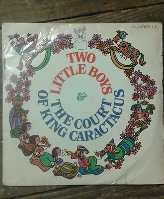 """Vintage Music for Pleasure #13 - Two Little Boys/Court of King Caractacus - 7"""""""