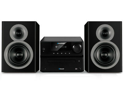Impianto HI-FI Micro HiFi (Lettore CD,MP3,USB, Bluetooth, Display LCD)Blaupunkt