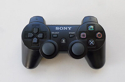 Official Sony PS3 Sixaxis Bluetooth Wireless controller
