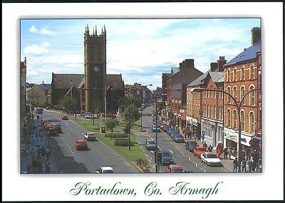 Portadown Co Armagh Northern Ireland By J Hinde 2Ni 350