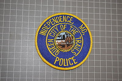 Independence Montana Police Department Patch (T3)