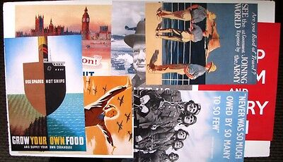 *seven  Wwii  Prints For Framing Or Hobby Removed From A  2012 Wall Calendar