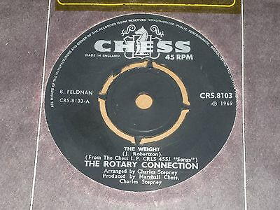 "Rotary Connection ""The Weight"" Chess 45"