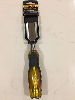 """Chisel Stanley Fat Max 32 mm 1 1/14"""" Brand New"""