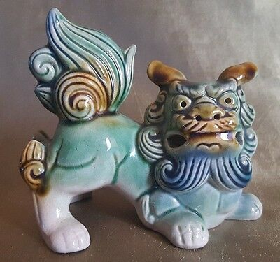 Vintage Chinese Temple Dog/Dog of Fu/Fo