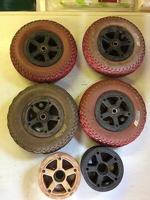 MBS Mountain Board Wheels