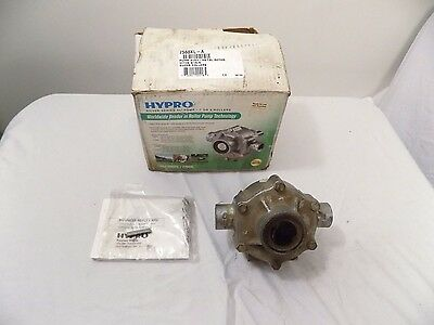 Hypro Pump With Super Rollers And Vinton Seal 7560Xl Silver Series