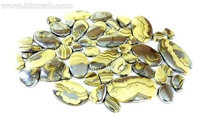 Schalenblende Gemstone 100cts Loose Cabochon Natural Wholesale Mix Gems