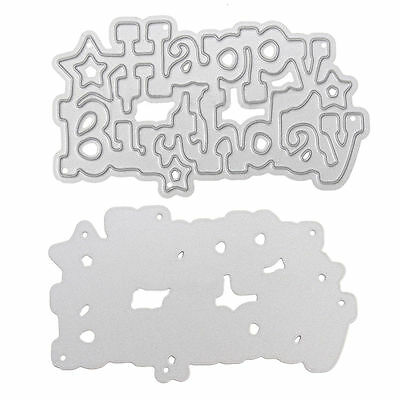 Scrapbooking Metal Cutting Dies Stencil DIY Cards Album Paper Embossing Craft UK