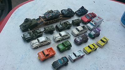 micro machines and others