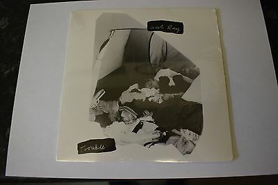 """GIRL RAY Trouble 7"""" Record (Rare Vinyl/Sealed/Limited Edition)"""