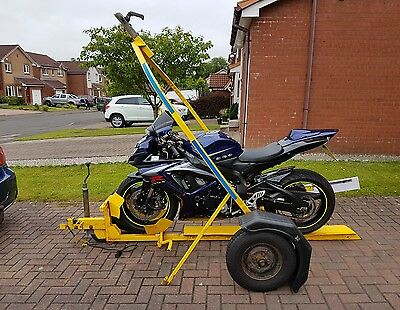 Motorbike  Motorcycle Trailer Hire Rent