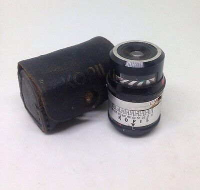 Kopil Camera Lens in Original Case - Untested
