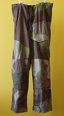 WW 2 Pantalon Windproof peau de saucisson UK anglais SIZE 3