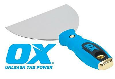 OX PRO Stainless Steel Joint Knife With Hammer End 32, 50, 76, 102, 127 & 152mm